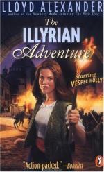 The Illyrian Adventure by Lloyd Alexander