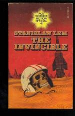 The Invincible by Stanisław Lem