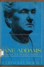 Jane Addams: Pioneer for Social Justice by Cornelia Lynde Meigs