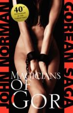Magicians of Gor by John Norman