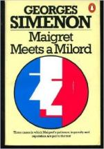 Maigret Meets a Milord by Georges Simenon