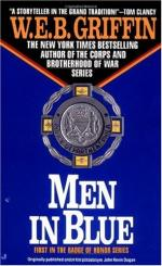 Men in Blue by W. E. B. Griffin