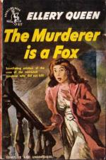 The Murderer Is a Fox by Ellery Queen