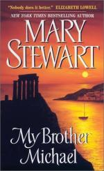 My Brother Michael by Mary Stewart