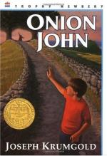 Onion John by Joseph Quincy Krumgold