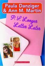 P.S. Longer Letter Later by Paula Danziger