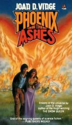 Phoenix in the Ashes by Joan D. Vinge