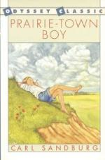 Prairie-Town Boy by Carl Sandburg