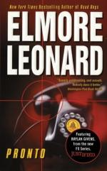 Pronto by Elmore Leonard