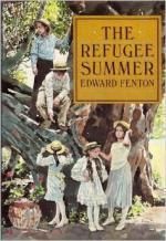 The Refugee Summer by Edward Fenton