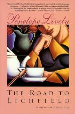 The Road to Lichfield by Penelope Lively