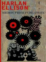 Rumble and Memos from Purgatory by Harlan Ellison