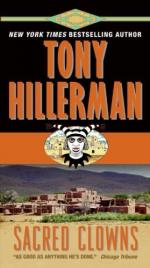 Sacred Clowns by Tony Hillerman