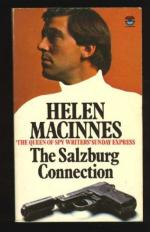 The Salzburg Connection by Helen Maclnnes