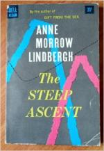 Steep Ascent by Anne Morrow Lindbergh