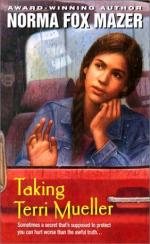 Taking Terri Mueller by Norma Fox Mazer