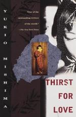 Thirst for Love by Yukio Mishima