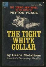 Tight White Collar by Grace Metalious