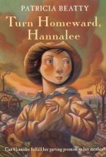 Turn Homeward, Hannalee by Patricia Beatty