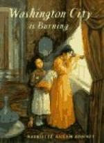 Washington City Is Burning by Harriette Gillem Robinet