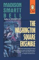 The Washington Square Ensemble by Madison Smartt Bell